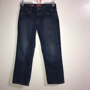 Arizona 12 HUSKY Relaxed Fit Jeans Adjustable